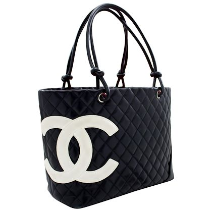 chanel-cambon-tote-large-shoulder-bag-black-white-quilted-calfskin-8
