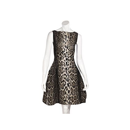 multicolor-lanvin-cheetah-printed-party-dress