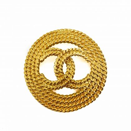 vintage-chanel-gold-rope-twist-cc-logo-brooch-1980s