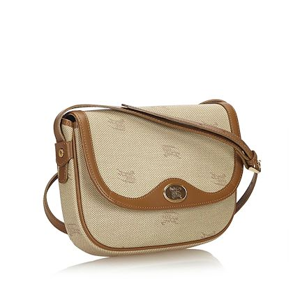 beige-burberry-leather-trimmed-canvas-crossbody-bag