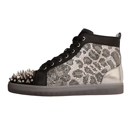 christian-louboutin-studded-sneakers