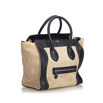 beige-and-black-celine-phantom-leather-and-suede-tote-bag