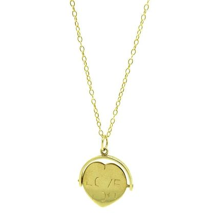 vintage-1960s-9ct-gold-i-love-you-spinning-charm-necklace-2