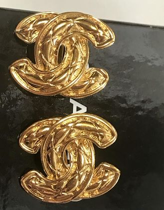 vintage-chanel-golden-matelasse-style-cc-mark-earrings-beautiful-and-rare-jewelry