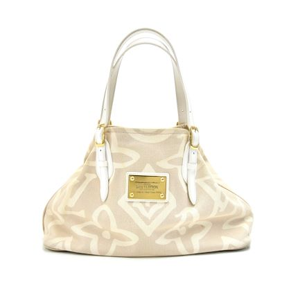 louis-vuitton-tahitienne-cabas-pm-beige-canvas-white-leather-tote-bag-2