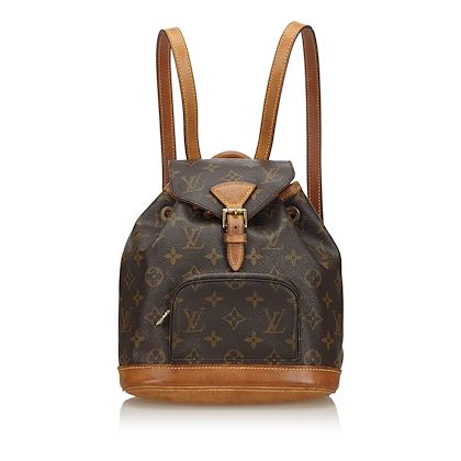 brown-louis-vuitton-mini-montsouris-monogram-backpack