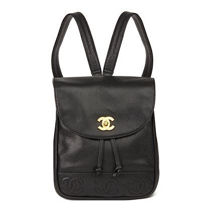black-caviar-leather-vintage-logo-trim-classic-backpack-2