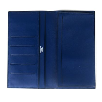 hermes-wallet-long-citizen-twill-blue-leather-interior-print-pre-owned-used