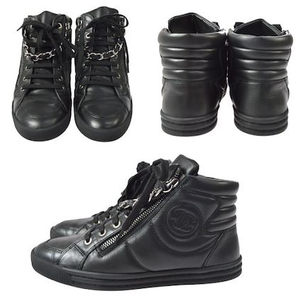 chanel-cc-logos-sneakers-shoes-black-leather-36-12