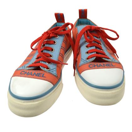 chanel-cc-sneakers-shoes-red-light-blue