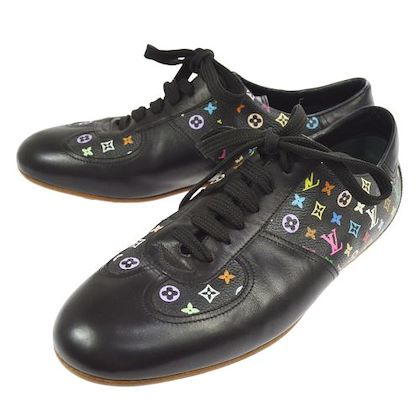 louis-vuitton-sneakers-monogram-multi-black