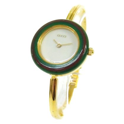 gucci-change-bezel-quartz-wristwatch-bangle-gold-8