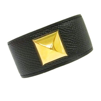 hermes-medoru-bangle-black