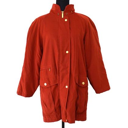 burberry-logos-long-sleeve-coat-jacket-red