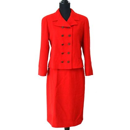 chanel-cc-logos-long-sleeve-setup-jacket-skirt-38-red