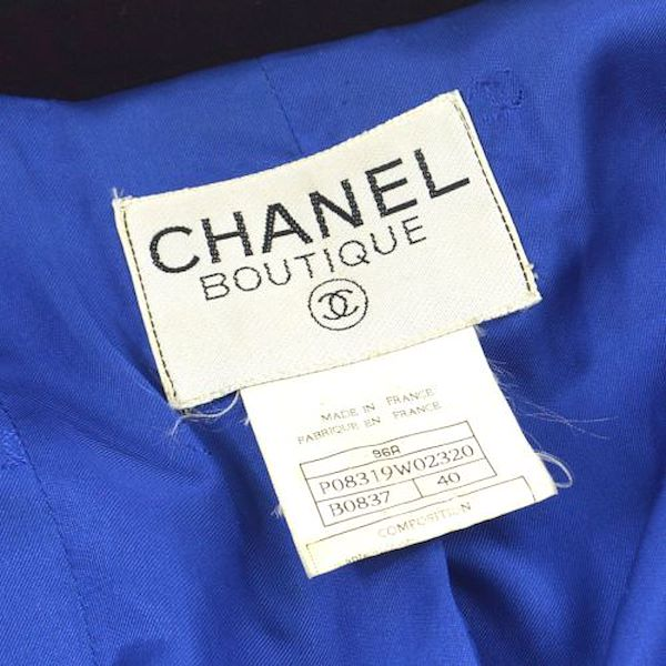 chanel-cc-logos-button-long-sleeve-coat-jacket-blue