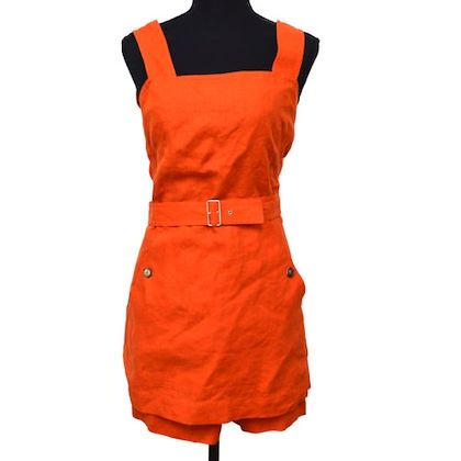 hermes-setup-sleeveless-tops-short-pants-orange-38