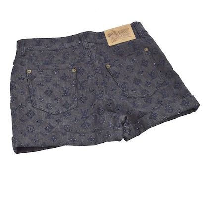 louis-vuitton-logos-short-pants-denim-jeans-navy