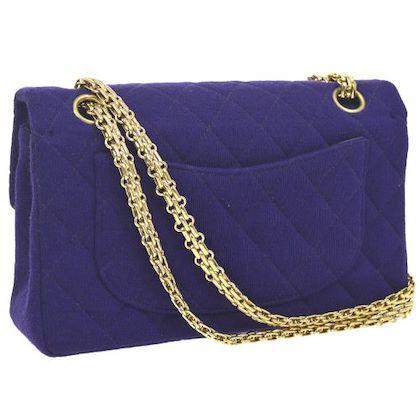 chanel-double-flap-quilted-chain-shoulder-bag-purple