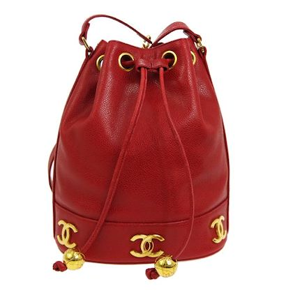 chanel-cc-drawstring-chain-shoulder-bag-red-2