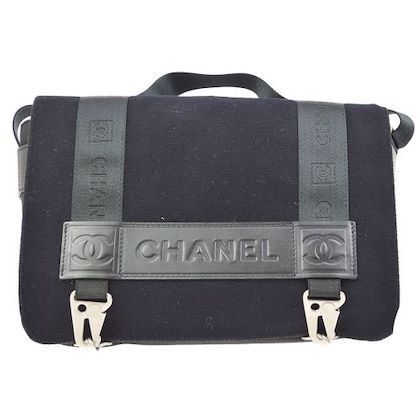 chanel-sports-line-2way-messenger-bag-black