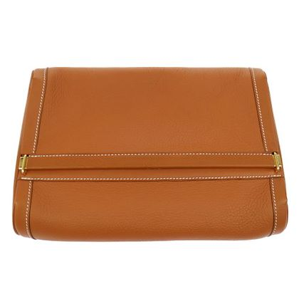 hermes-equi-clutch-brown-taurillon-clemence