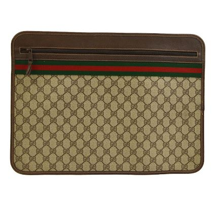 gucci-gg-shelly-line-briefcase-hand-bag-brown