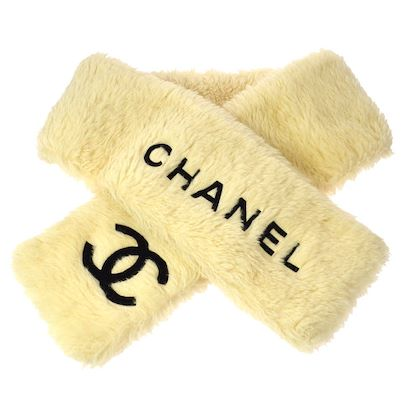 chanel-vintage-cc-logos-fur-stole-ivory