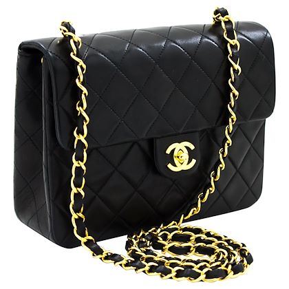 chanel-mini-square-small-chain-shoulder-crossbody-bag-black-quilt-leather-3
