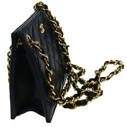 chanel-quilted-chain-shoulder-bag-navy-leather