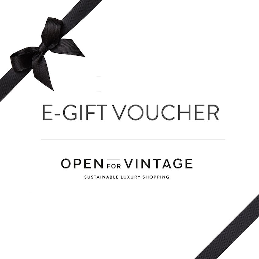 Picture of Open for Vintage Gift Card