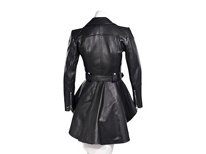 black-alexander-mcqueen-leather-peplum-jacket