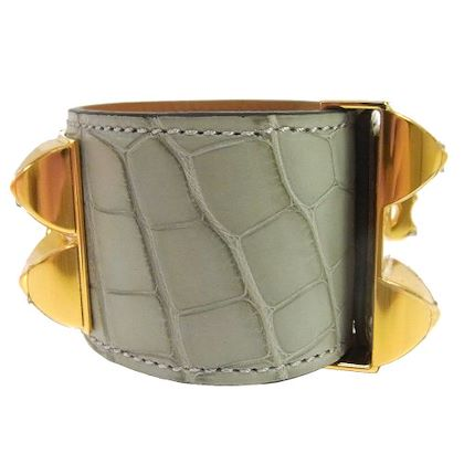 hermes-h-logos-collier-de-chien-bangle-alligator-crocodile-2