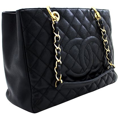 chanel-caviar-gst-13-grand-shopping-tote-chain-shoulder-bag-black-leather-3