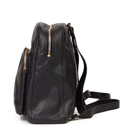 black-caviar-leather-vintage-timeless-backpack