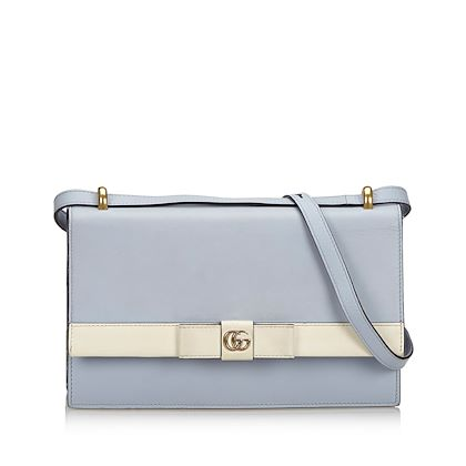 light-blue-gucci-leather-marmont-crossbody-bag