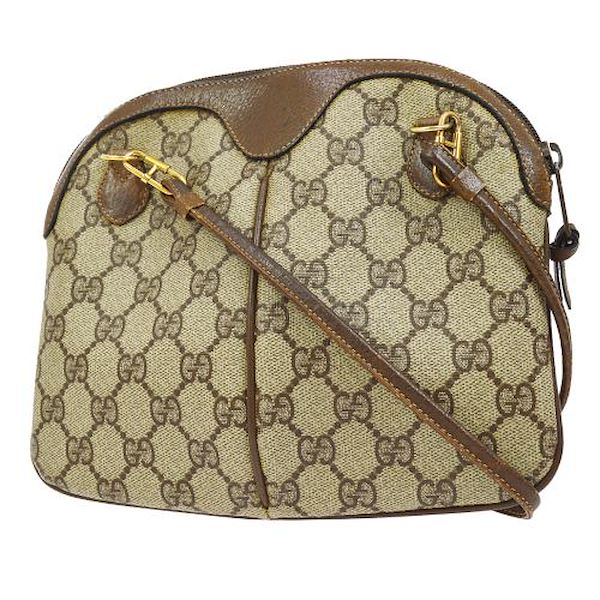 gucci-gg-pattern-shelly-line-shoulder-bag-brown