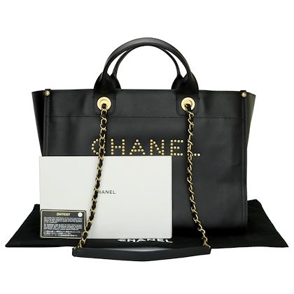 chanel-deauville-tote-medium-black-caviar-brushed-gold-hardware-2019