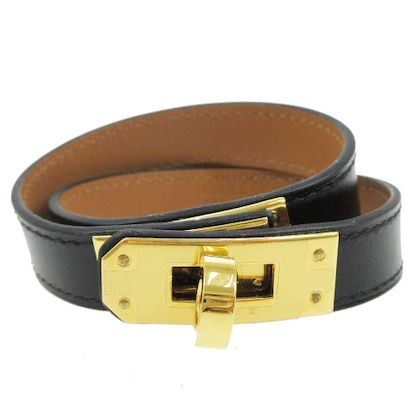 hermes-kelly-double-tour-bracelet-black