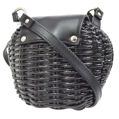 salvatore-ferragamo-gancini-mini-shoulder-bag-black-rattan