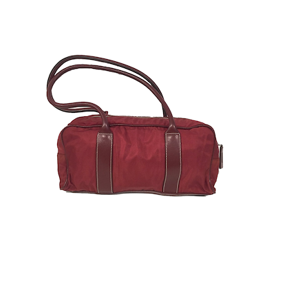 prada-shoulder-bag-in-red-polyester-with-red-hardware-and-silver-colored-details