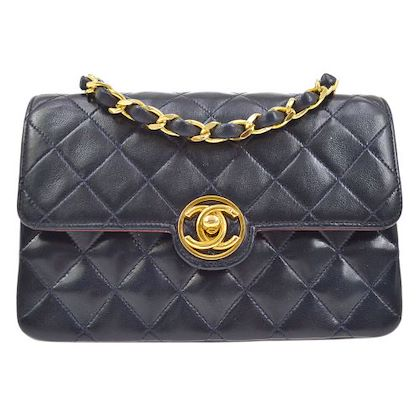 chanel-quilted-chain-shoulder-bag-navy-3