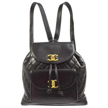 chanel-quilted-chain-backpack-bag-black-5