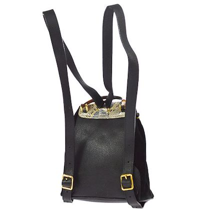 gucci-bamboo-line-backpack-black-python