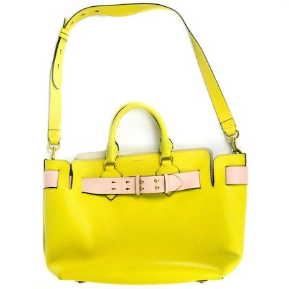 burberry-yellow-leather-tote-bag-blush-pink-belt-detail-large-pre-owned-used
