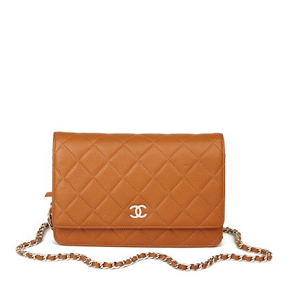 honey-beige-quilted-caviar-leather-wallet-on-chain-woc