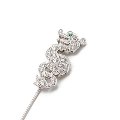 18k-white-gold-diamond-coral-dragon-jabot-pin