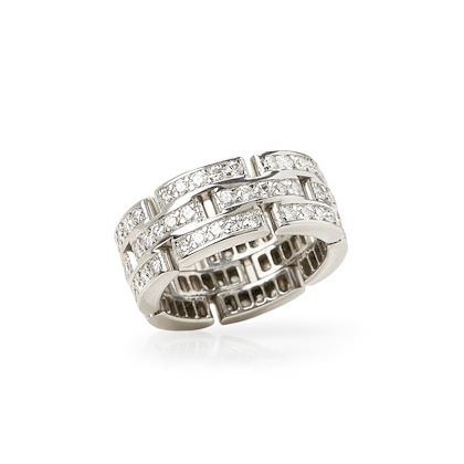 18k-white-gold-diamond-maillon-band-ring