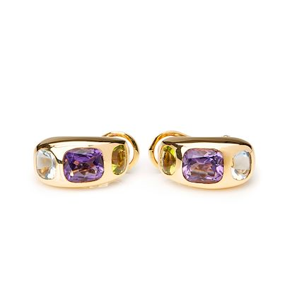 18k-yellow-gold-amethyst-peridot-baroque-earrings