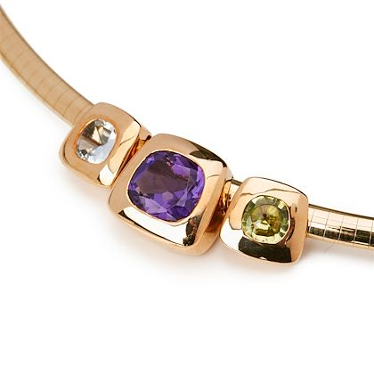 18k-yellow-gold-amethyst-peridot-baroque-necklace